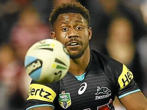 Segeyaro on the outer at Penrith Panthers
