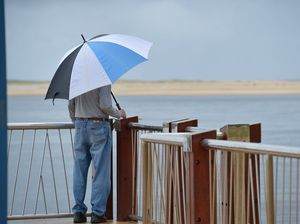 Cruise ship cancelled as wet and windy weather sets in
