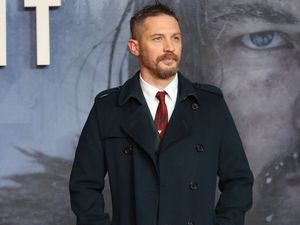 Tom Hardy says the threat of hacking is part of fame