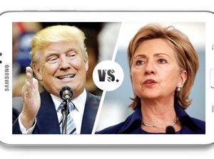 LIVE: Hillary Clinton and Donald Trump debate