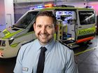 Chief Superintendent of the West Moreton Local Ambulance Service Network Drew Hebbron.