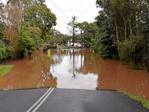 FLOOD WARNING: We're about to be smashed by more rains