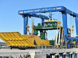 $20m Urangan Shiplift
