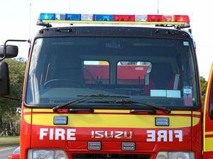 Fire truck generic.  Photo Tessa Mapstone / South Burnett Times