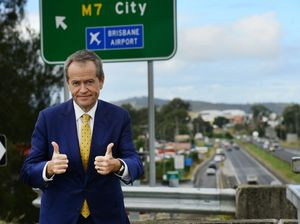 This is the very first thing Shorten says he'll do