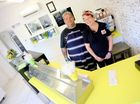 JAMIE McKean and Sonia Pattenden are 'wrapped' with their latest business venture.