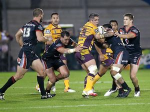 Must-win for wobbly Warriors against Knights