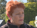 Hanson says many female domestic violence complaints 'frivolous'