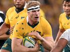 Wallabies coach Michael Cheika is undecided who will replace David Pocock after the star back-rower was ruled out of the rest of the Test series with England.