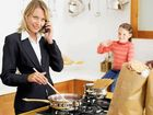 SUPER MUMS: Being a working mums comes down to perfecting time management.