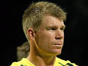 Warner injury mars win over South Africa