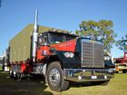 OLD SCHOOL: There were 220 trucks at this year's 2016 Sydney Classic and Antique Truck Show at the Penrith Museum of Fire on May 29.
