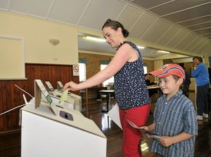 Five reasons to be kind to people at polling booths