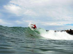 Kingscliff surfer joins race for wildcard