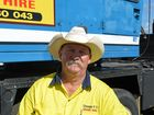 FRIENDLY Tony O'Connor is the owner- operator of Cheapa 4 U Crane Hire and Big Rigs spoke to him at the North Queensland Field Days.