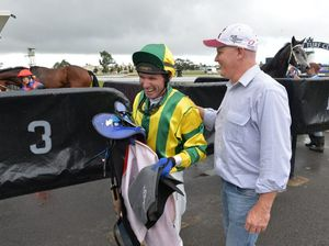 Cook continued his winning way after a double at Rockhampton