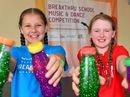 GOLDEN Beach State School is celebrating after winning the primary school division of the 2016 Breakthru School Music and Dance Competition.