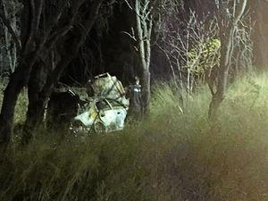 Police identify woman who died in fiery crash