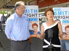 Hanson says he is fiscally repsonsible, unlike the ALP and LNP