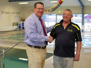 Funding fuels dreams for Boonah swim coach