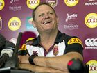 Queensland's top man relaxed on home turf