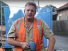 The fake tradie featured in the Liberal Party's most recent advertisement.