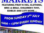 North Star Football Club presents Your Local Sunday Markets