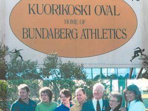 Kuorikoski Oval will live on in family's hearts
