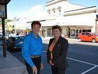 One Nation leader Pauline Hanson and Wide Bay federal candidate Elise Cottam visited Gympie on Tuesday June 21.