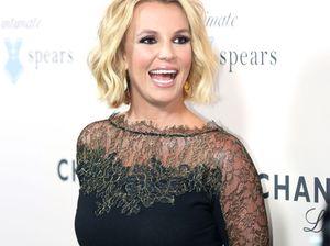 Britney Spears' crush on Brad Pitt
