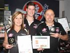 MASTER Butchers Whitsunday has scooped the pool in the North Queensland division of the Sausage Kings awards.