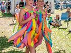 WEARABLE art is a growing worldwide phenomenon and the Whitsundays aren't being left behind.