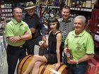 Bourbon workshop at Ballina festival