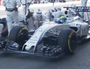 Williams team make 1.92 second pit stop.