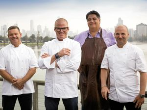 """Heston feels """"part of the furniture"""" on MasterChef"""