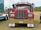 Old Grumpy at the Lowood Truck Show on August 29. Photo Carly Morrissey / Big Rigs