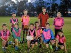 STATE of Origin wasn't the only exciting sporting event on Wednesday evening; with Dalby's junior touch teams holding their grand finals.