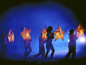 The best spots to watch the Lismore Lantern Parade