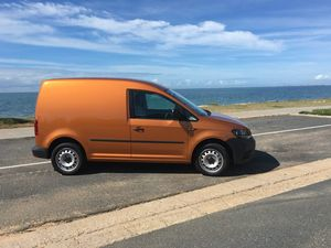 Shacking up with VW's Caddy Van, road test and review