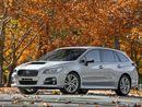 2016 Subaru Levorg sport wagon