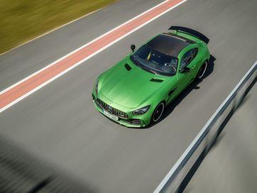 Track ready 2016 Mercedes-AMG GT R