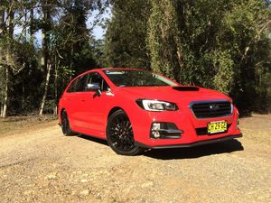 Subaru Levorg road test and review: the anti-SUV choice