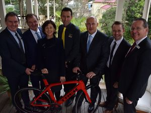 Multi-million dollar project for cyclists is on track