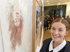 Identity shines in best picture at Toowoomba Junior Art Expo