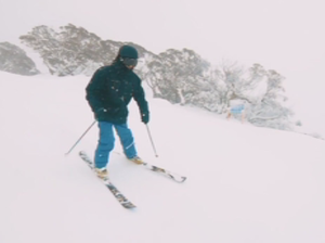 Perisher has 50cm of snow