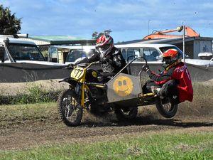 Pensioner's bike comes 3rd in Classic Motocross Championship