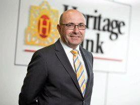 New strategy boosts Heritage Bank financial results