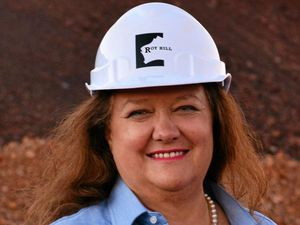 Gina Rinehart's soon-to-be husband from Nambour