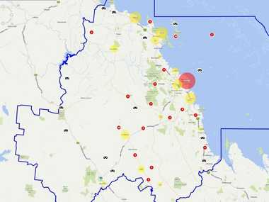 Number of thefts in the Mackay region from June 17 last year to June 17 this year. Contributed
