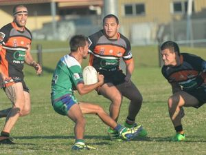 RUGBY LEAGUE: Defending premiers move up the ladder